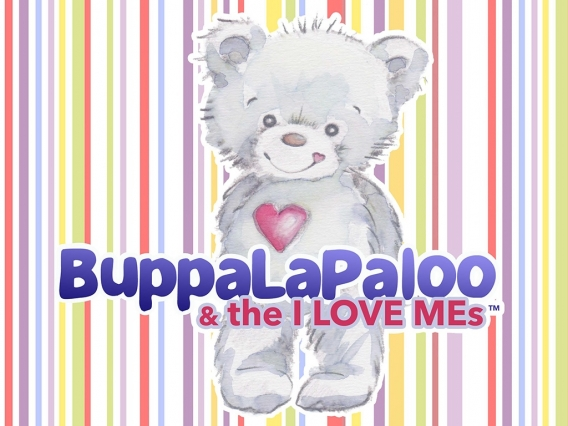 BuppaLaPaloo, a cuddly teddy bear that teaches!