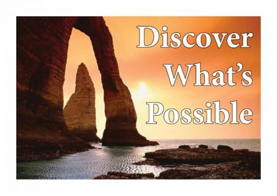 Letters on Life 172 Discover What Is Possible