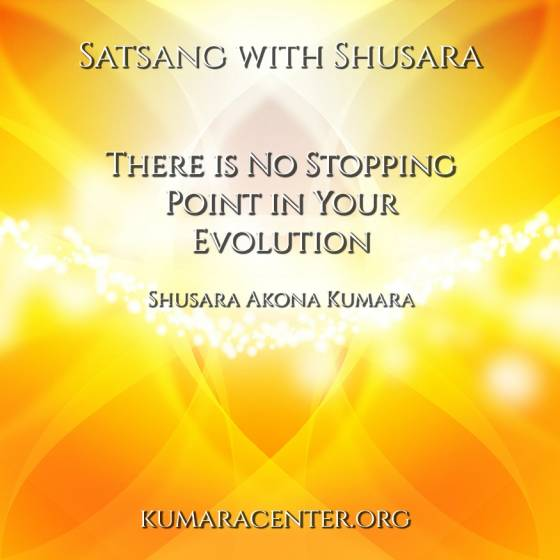 Satsang with Shusara