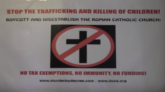Stop The Trafficking and Killing of Children