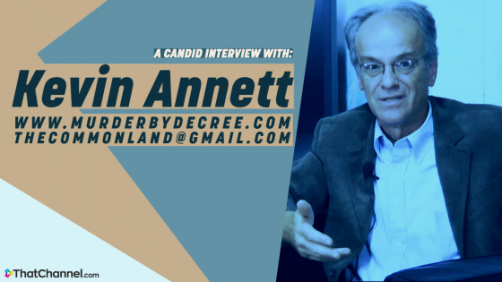 A Candid Interview with Kevin Annett