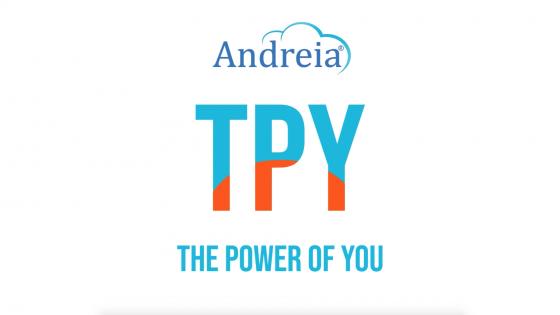 Andreia's The Power of You