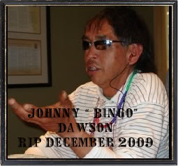 "Johnny ""Bingo"" Dawson, died of police beating, Vancouver, December 9, 2009"
