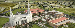 New Mormon Temple, Rome