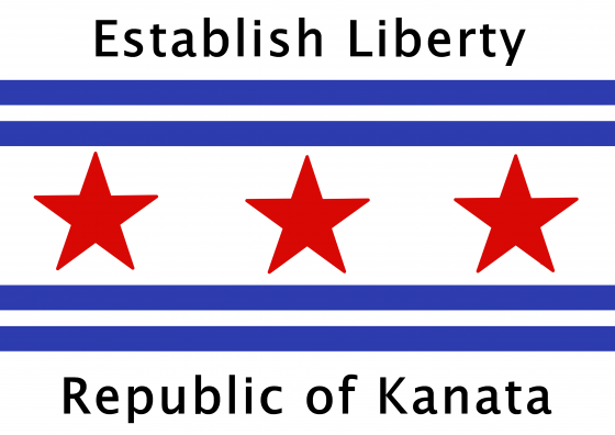 Establish Liberty: Republic of Kanata