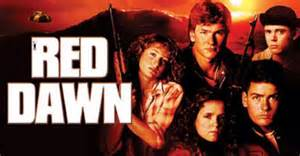 America's Red Dawn?