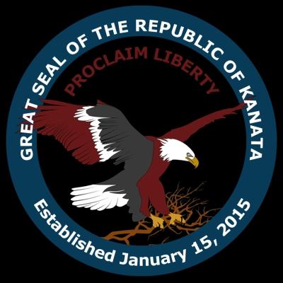 Great Seal of the Republic of Kanata