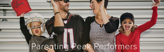 Parenting Peak Performers Podcast