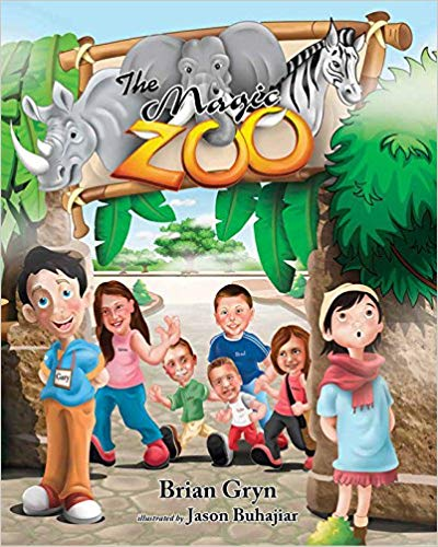 The Magic Zoo by Brian Gryn