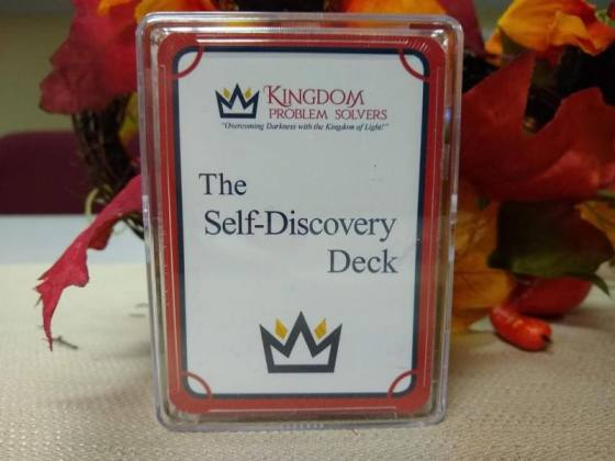 Get Brian's INSTANT DOWNLOAD of Personal Self Discovery  26-TRANSFORMATION CARDS for FREE!