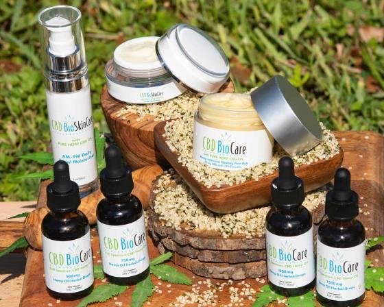 CBD BioCare Products