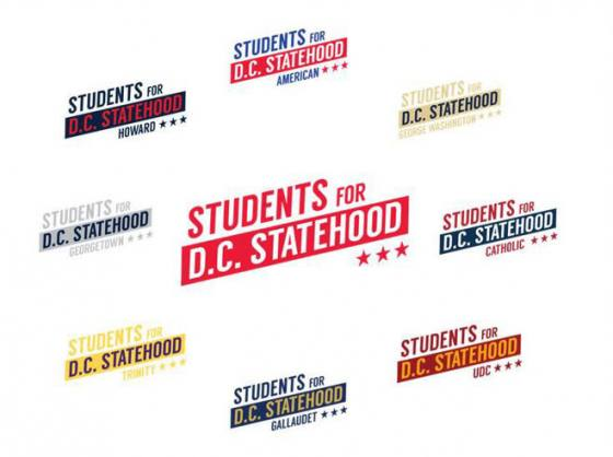 Students for DC Statehood logo