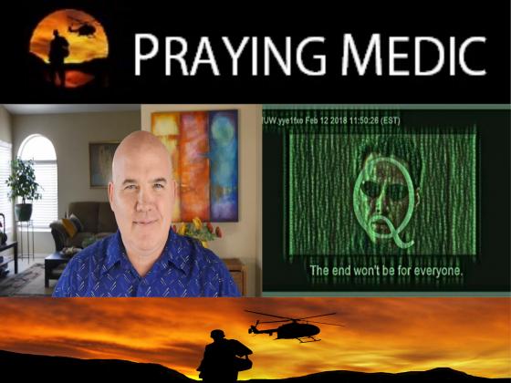 SpirituallyRAW Ep 342 PRAYING MEDIC