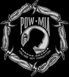 POW - Missing in Action logo
