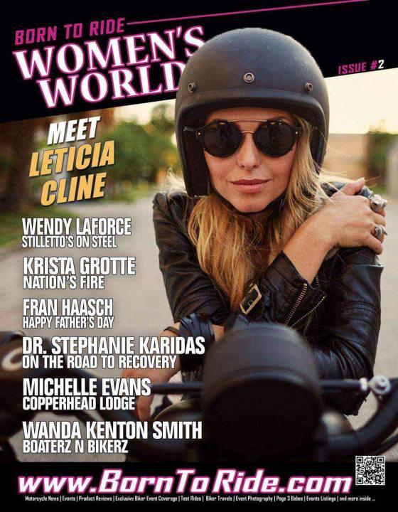 Born to Ride Magazine