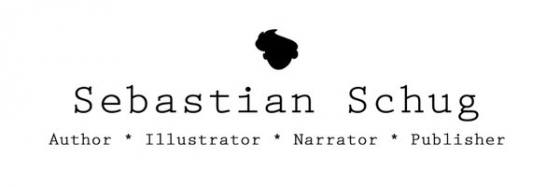 Sebastian Schug, Author, Illustrator, Podcast Host, and Publisher of Sebastian Schug Publishing