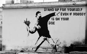Stand Up for yourself even if nobody is on your side