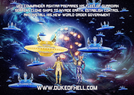TERRY L COOK author of The Duke Of Hell, The World's Final Dictator
