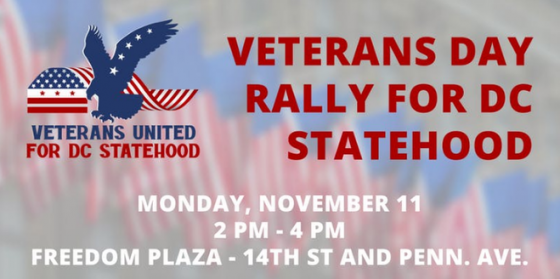Veterans Day Rally 2019