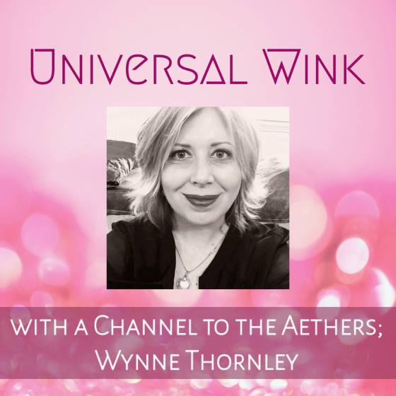 Wynne Thornley, Certified Reiki Master Teacher and Channel to the Aethers