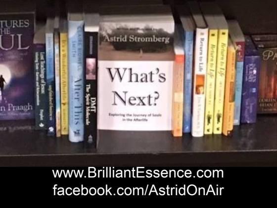 Astrid Stromberg, Astrologer, Psychic Medium, Author