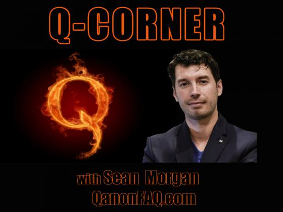 SpirituallyRAW, The QANON Corner with Sean Morgan