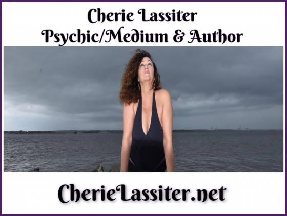 SpirituallyRAW Ep. 371 THE VESTAL VIRGIN Cherie Lassiter, Psychic/Medium and Author