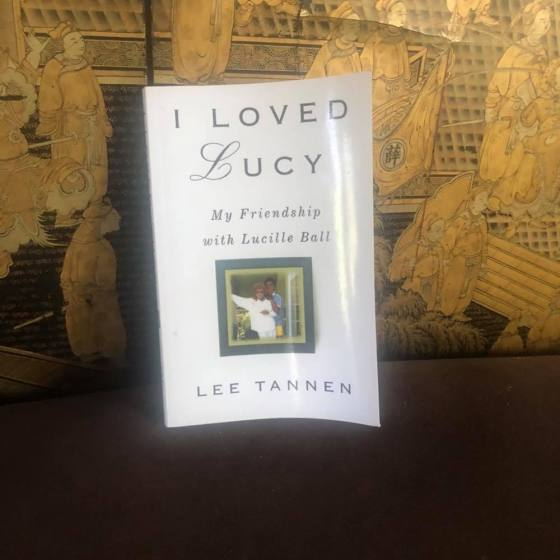 I Love Lucy by Lee Tannen