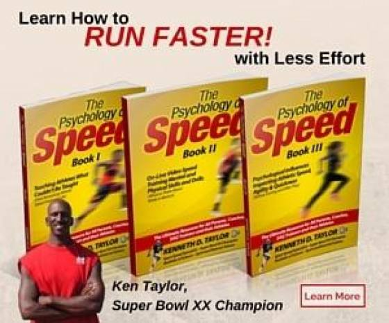 The Psychology of Speed by Ken Taylor