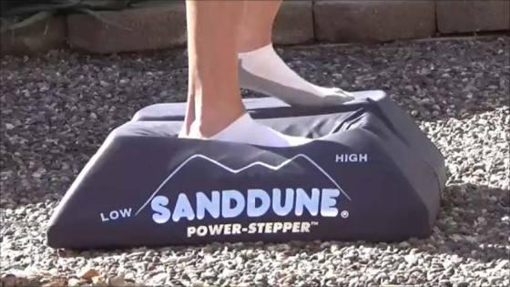 Sand Dune Stepper