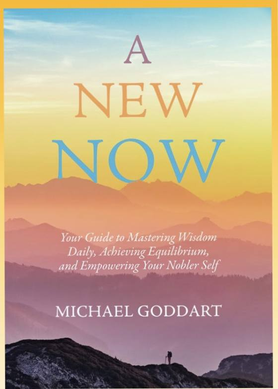 A New Now by Michael Goddart