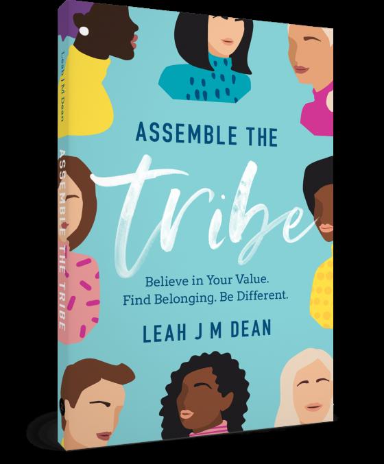 Leah Dean, Tribe Formation Expert, Nonfiction