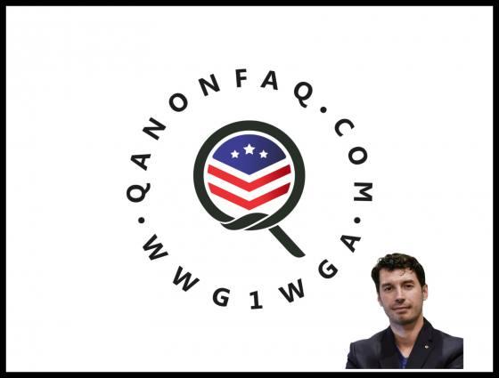 Sean Morgan, Expert on all things Qanon, Independent Journalist & Author of Qanon For Beginners QanonFAQ.com