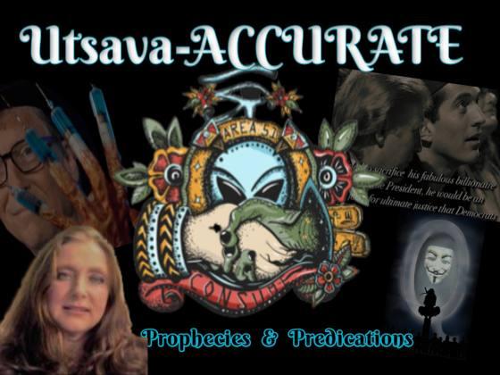SpirituallyRAW Ep 374 Utsava-ACCURATE More BIG Checks Coming!!