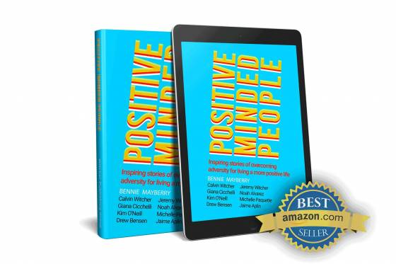 2017 Amazon Bestseller - Positive Minded People Book