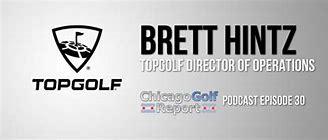 Top Golf banner