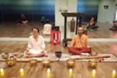 Sound Healing Neil and Sol Gaur