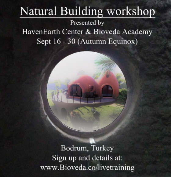 Haven Earth Workshop