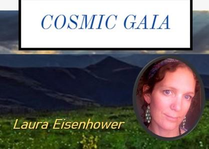 Laura Eisenhower Cosmic Gaia