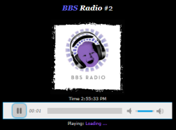 Tune into the BBS Radio Talks Show Network with our Flash Player Internet Stream