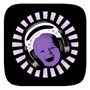 BBS Radio App Icon - large image with transparent background