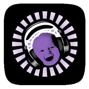 BBS Radio App Icon - large image with transparent background