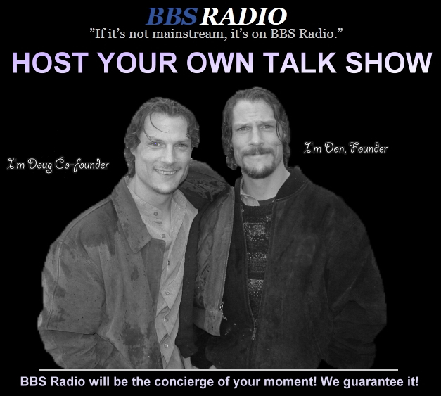 Host Your Own Talk Show - Live Talk Radio