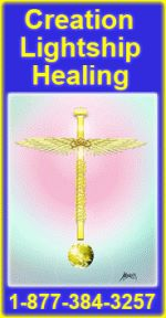 Lightship Healings with Ron  Amitron