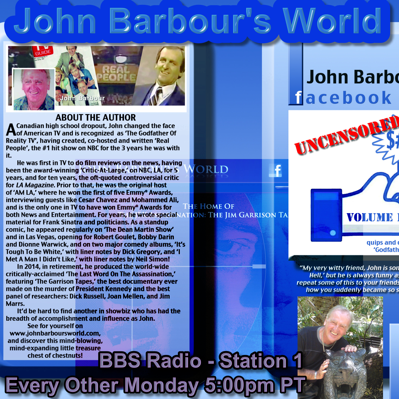 John Barbours World with John Barbour