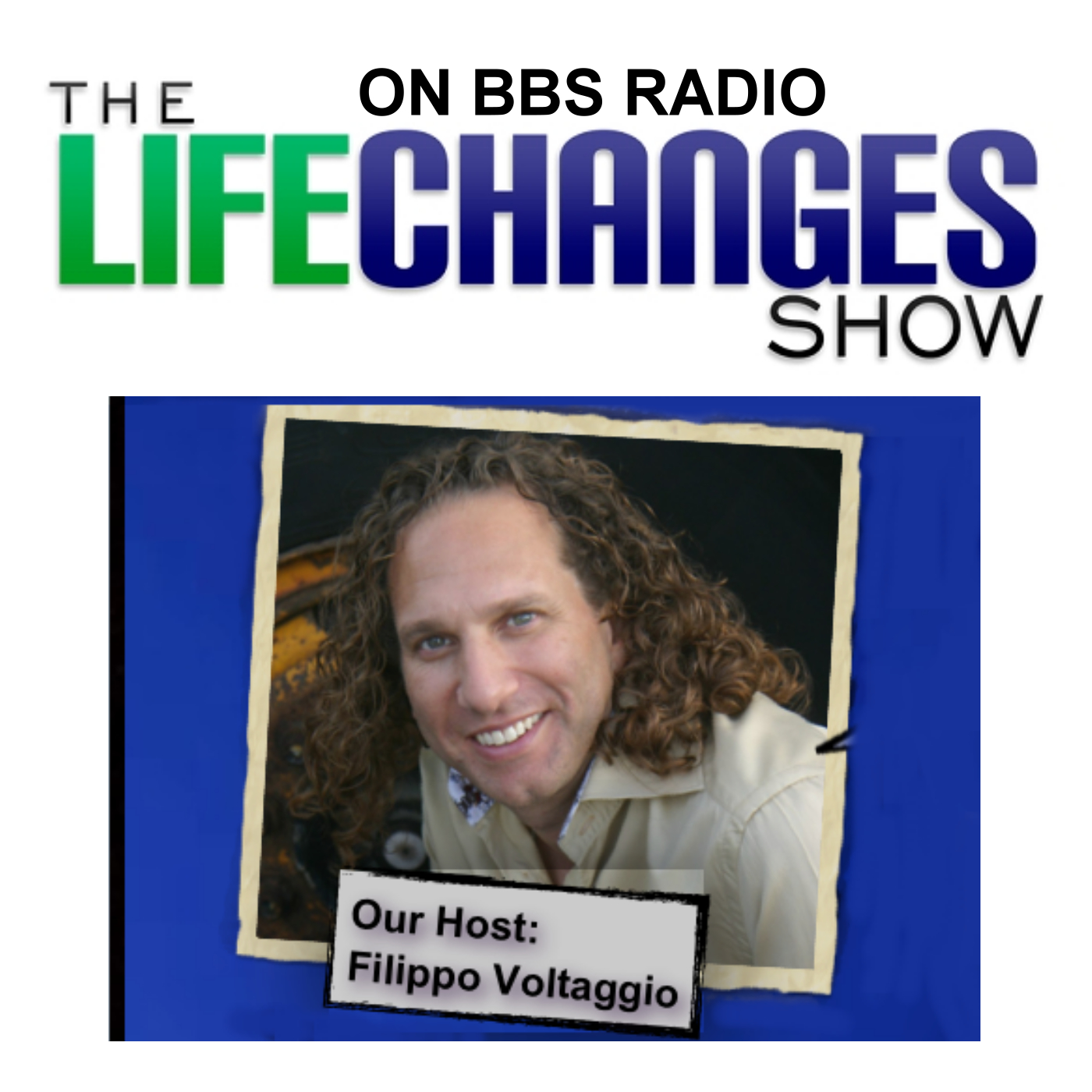 Life Changes Show with Filippo Voltaggio