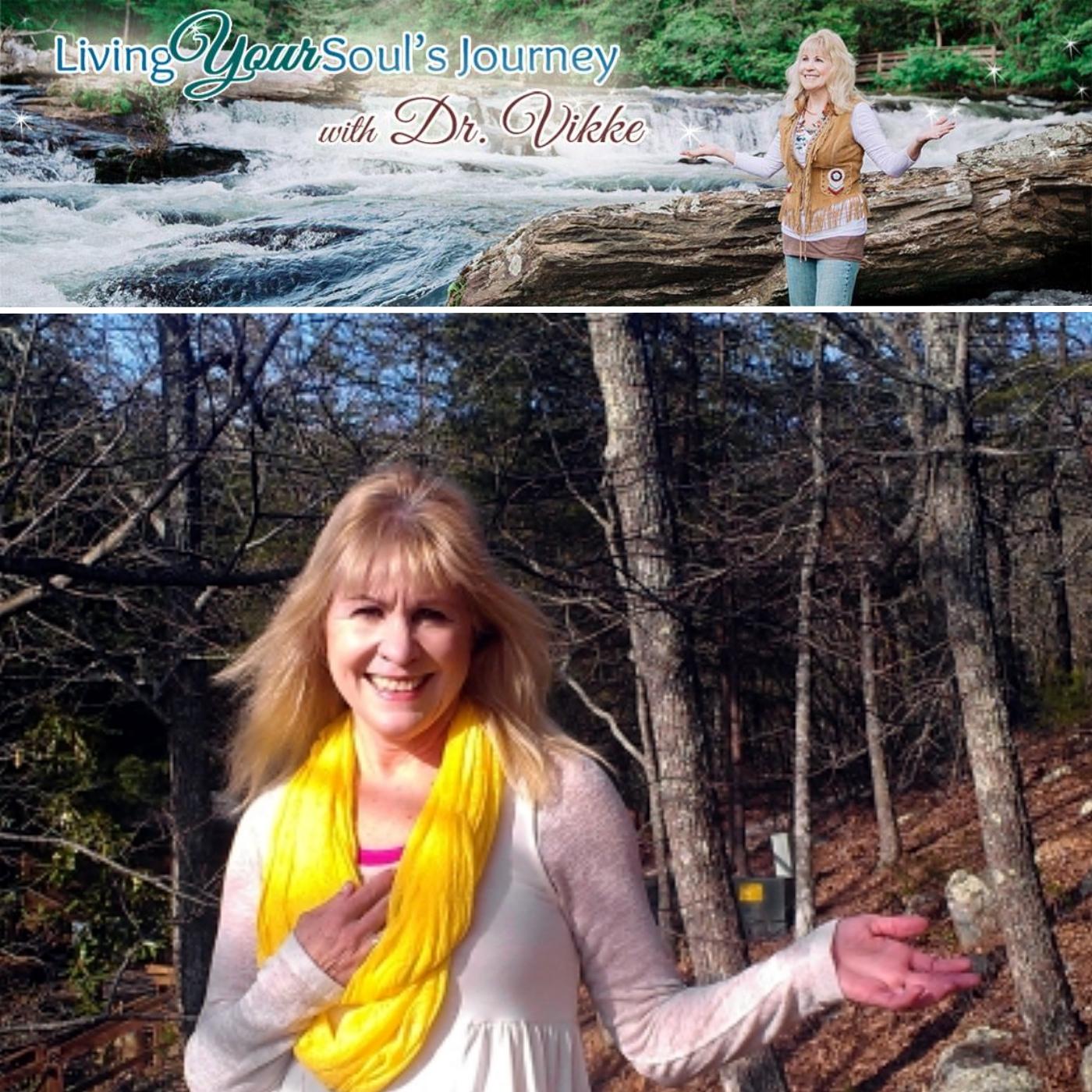 Living Your Souls Journey with Dr Vikke