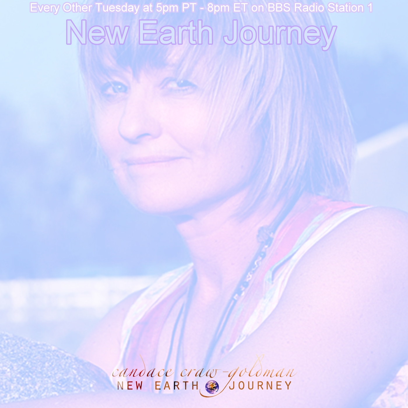 New Earth Journey with Candace Craw-Goldman