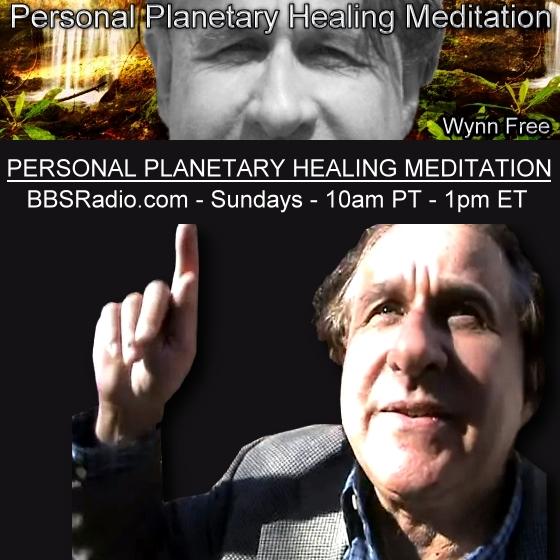 Personal Planetary Healing Meditation with Wynn Free