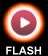 Flash Player icon for BBS Radio
